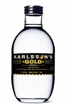 Foto: Karlsson's Gold Vodka