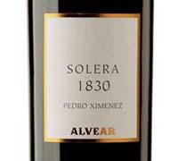 Foto: Alvear Solera 1830