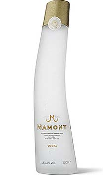 Foto: Vodka Mamont