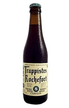 Foto: Cerveza Rochefort nº8