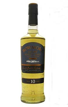 Bowmore 10 Years Tempest 3 Casks