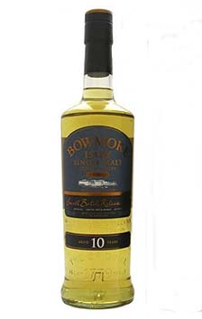 Foto: Bowmore 10 Years Tempest 3 Casks
