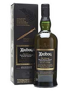 Foto: Ardbog, single malt con acento andaluz