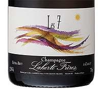 Foto: Laherte 7 Cepages, siete uvas para un champagne