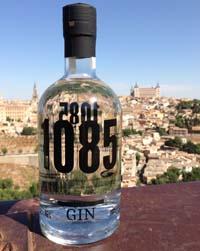 Foto: 1085, exótica ginebra toledana