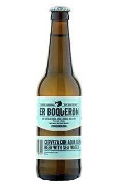 Er Boquerón, la cerveza que vino del mar