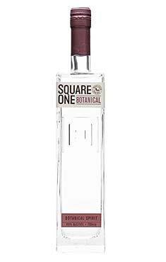 Square One Botanical, el vodka que seduce a los amantes de la ginebra