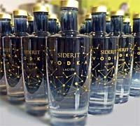 Foto: Siderit Lactée, ¡llega el vodka de leche!