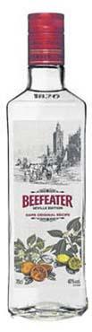 Beefeater Seville tiene un color especial