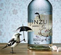 Foto: Jinzu, la ginebra que habla japonés