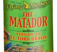 Foto: The Matador 2.0, tauromaquia cervecera en Canadá