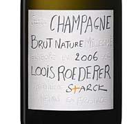Foto: Louis Roederer Brut Nature 2006, el champagne de Philippe Starck