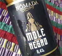 Foto: Mole Negro, la cerveza de los siete chiles