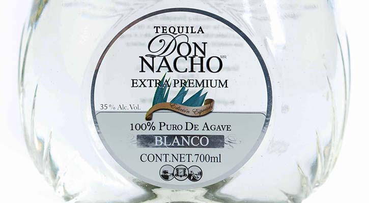 Foto: Tequila Don Nacho blanco, mejor sin Margarita