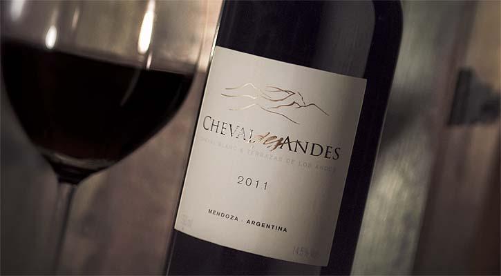 Foto: Cheval des Andes 2011, un corcel bordelés en Mendoza