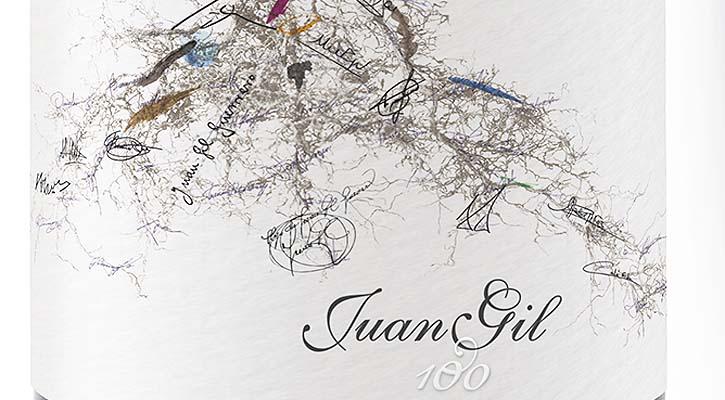 Foto: Juan Gil 100 Aniversario 2013, monastrell de celebración