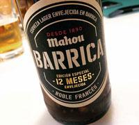 Foto: Mahou Barrica 12 meses, ¿la mejor cerveza artesana española?