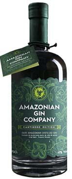 Amazonian Gin Company, la ginebra que llegó de la selva peruana