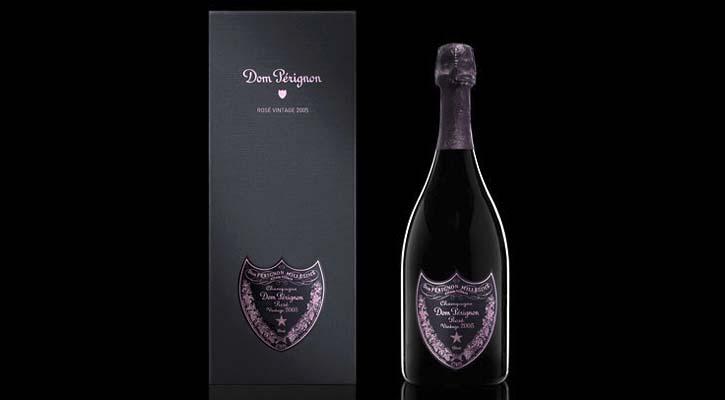Foto: Dom Pérignon Rosé Vintage 2005, la supremacía rosa