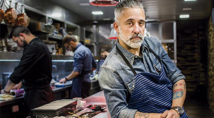 Sergi arola - Restaurante sergi arola en madrid ...