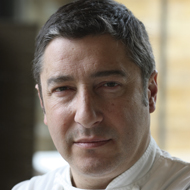 chef: Joan Roca