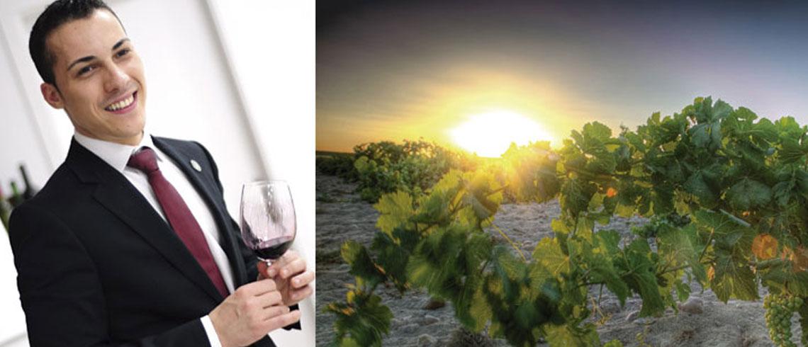 Los vinos blancos favoritos de Guillermo Cruz