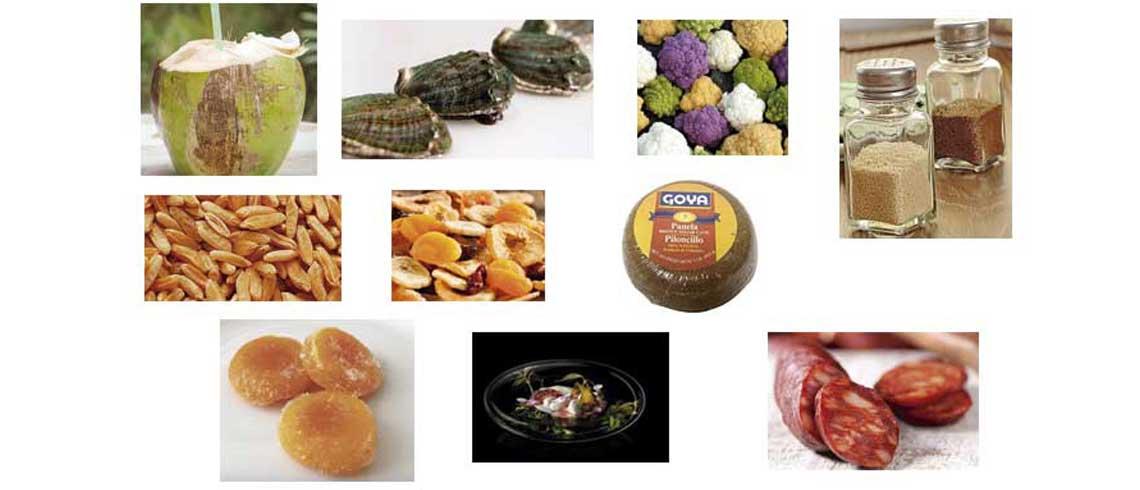 Diez alimentos que estarán de moda