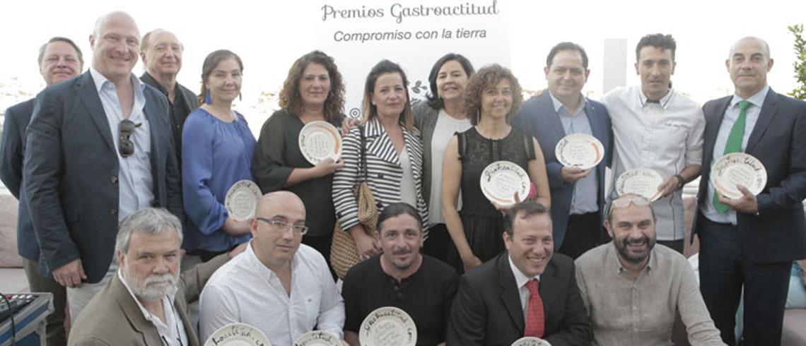 Premios GastroACTITUD Compromiso con la Tierra