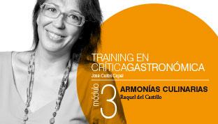 Foto: Formación. Las armonías culinarias Vol.03