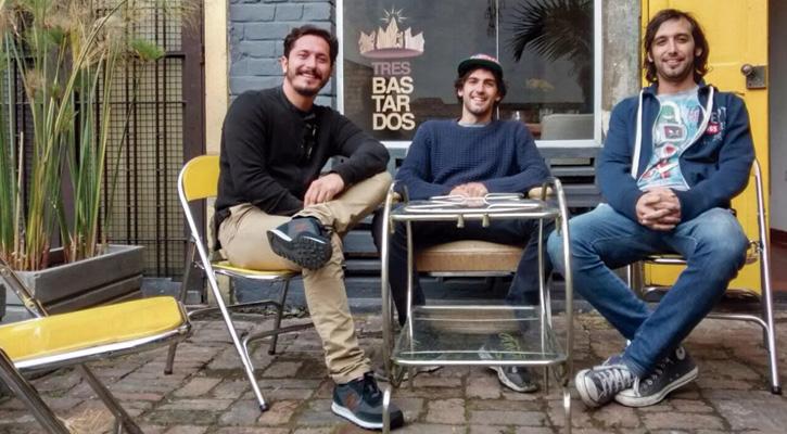 Foto: Tres Bastardos