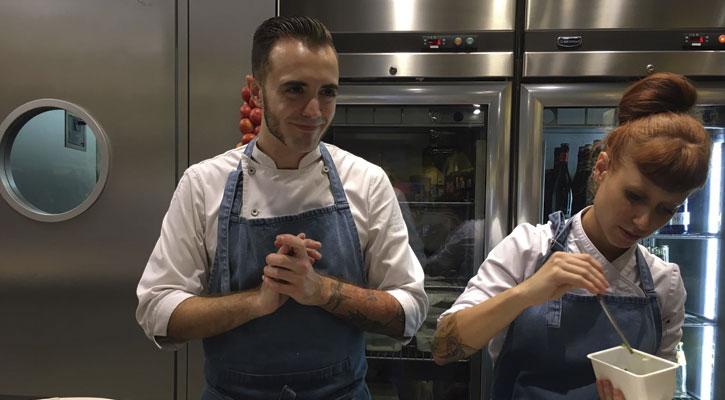 Clandestí taller gastronòmic