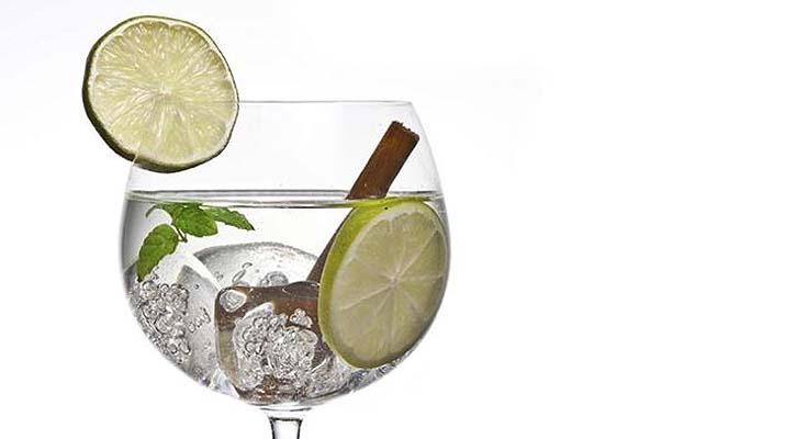 Foto: ¿Gin tonic o ensalada?
