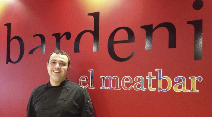 Foto: Bardeni, un bar para carnívoros