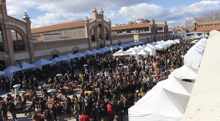 Foto: Vuelve el mercado Madrid Productores de venta directa