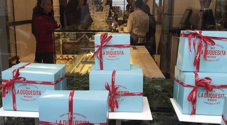 Foto: Oriol Balaguer reabre la pastelería La Duquesita en Madrid