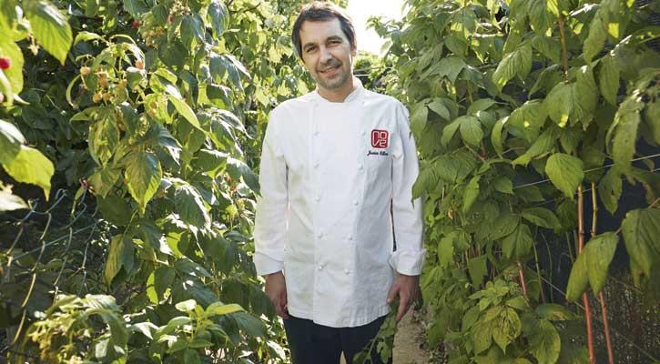 Foto: Gastronomía gallega en Madrid:  Culler de Pau se traslada a The Table by