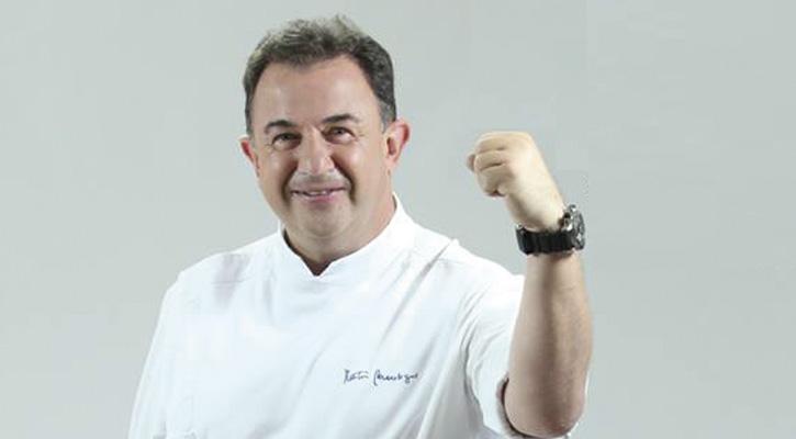 Foto: Los 10 restaurantes favoritos de Martín Berasategui