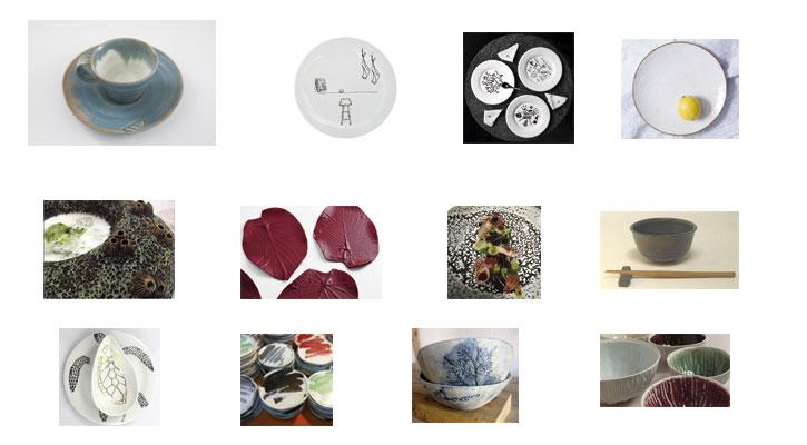 Foto: 12 artistas del plato