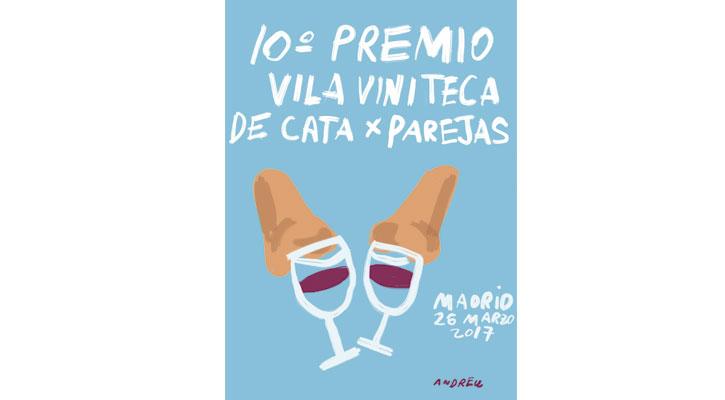 Foto: 10º Premio Vila Viniteca de Cata por Parejas