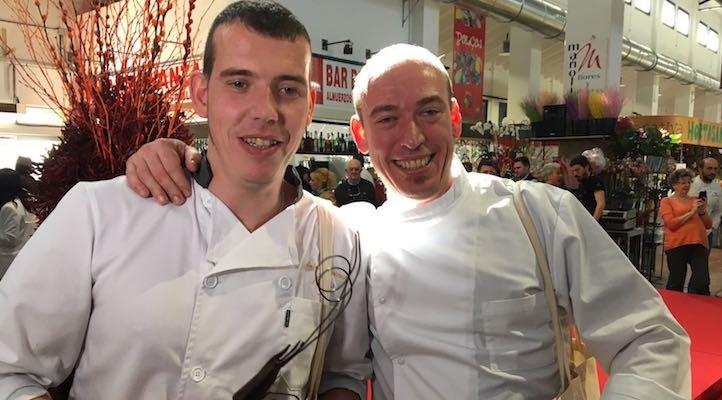 Foto: Este es el ganador del VI Concurso Internacional de Cocina Creativa de la Gamba Roja de Denia