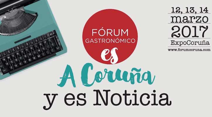 Foto: Forum Gastronómico  A Coruña 2017