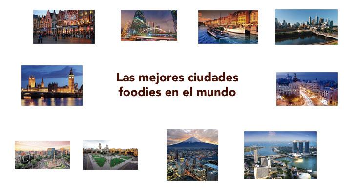 Foto: Las mejores ciudades para foodies en el mundo