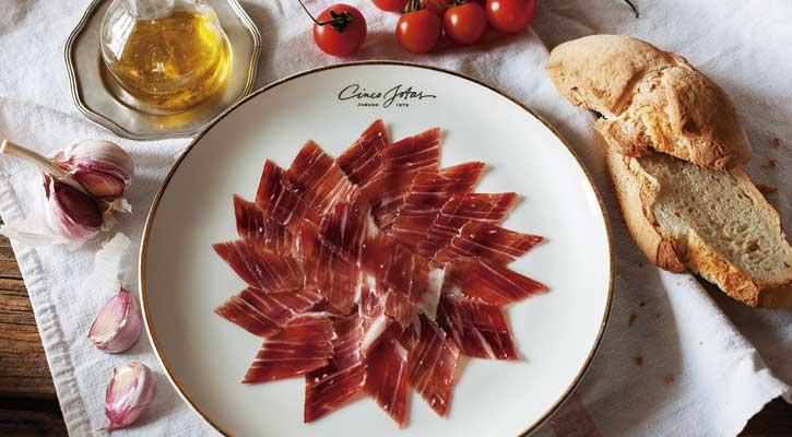 Foto: Beneficios del consumo de jamón de bellota ibérico