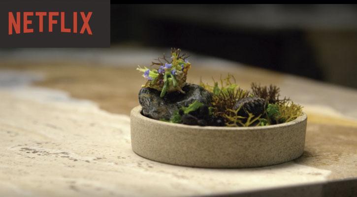 Foto: Netflix y el punto G, de Gastronomía...