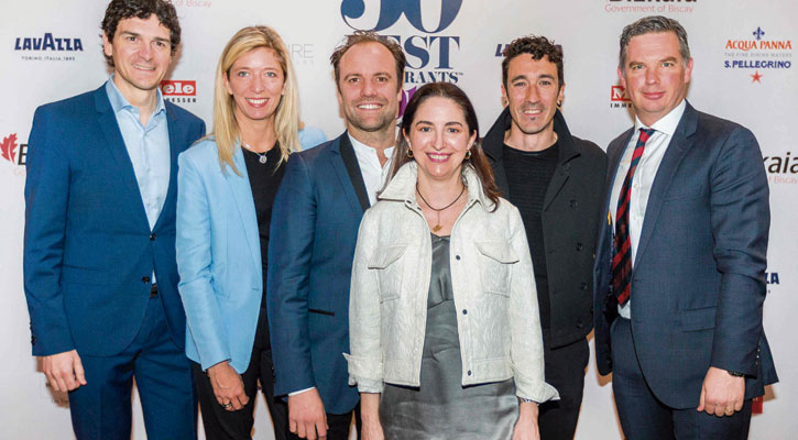 Foto: Bilbao será el anfitrión de los premios The World's 50 Best Restaurants