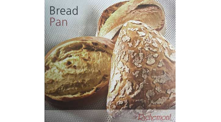 Pan con mostaza