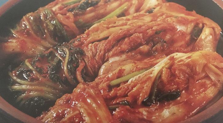 Foto: Kimchi de col china