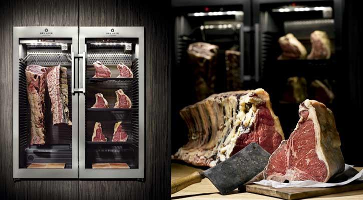 Añejadores de Carne 1 International - Equipos de Cocina Industrial