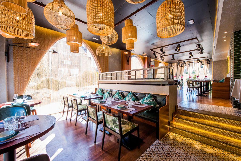 Shanghai mama restaurantes de Madrid por 35 euros