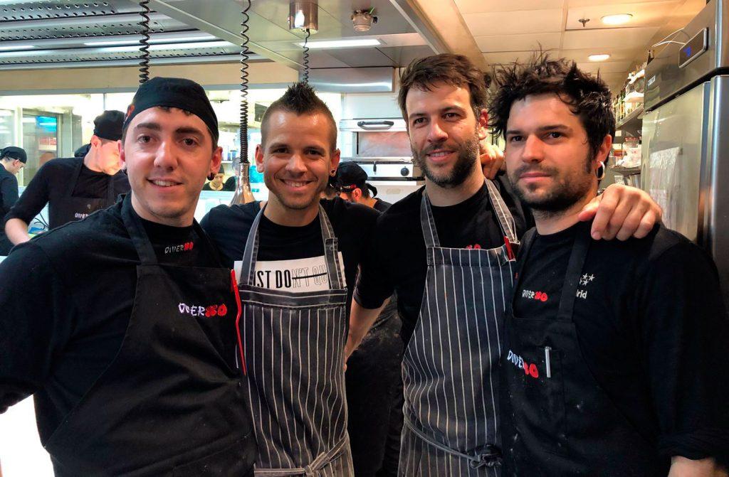 David Muñoz No Quiero Cocinar Para Minorías Por Eso Cerraré Diverxo Gastroactitud Pasión Por La Comida